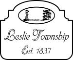 leslie township logo